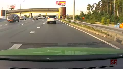 The Craziest Dash Cam Videos From Around The Web Part 2