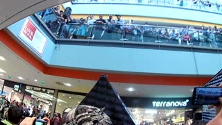 Backflip at Downmall  - Video