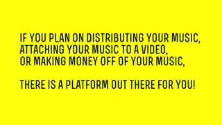 Top 6 online platforms musicians must know - Video