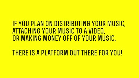 Top 6 online platforms musicians must know