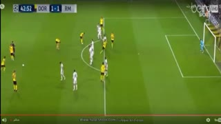 VIDEO: Pierre-Emerick Aubameyang Goal vs Real Madrid - Video