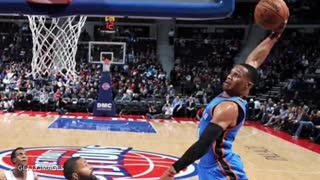 Russell Westbrook Kicks Kentavious Caldwell-Pope In the Nuts - Video