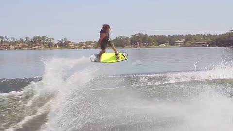 Wakeboarding with Cory Teunissen - A day in the Life