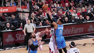 Watch Taj Gibson Drain INSANE 60-Foot Three-Pointer with a Hand in His Face! - Video
