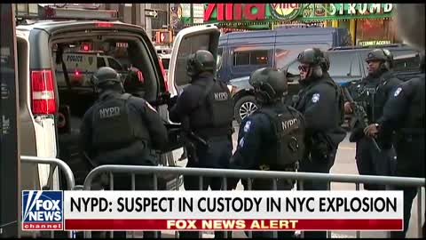 NYC Terror Suspect Claims He Meant to Detonate and Was Triggered By Posters On the Walls