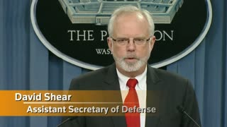 "Pentagon: U.S. forces in ""enhanced status"" on Korean Peninsula - Video"