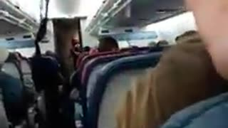 Airplane Election Rant - Video