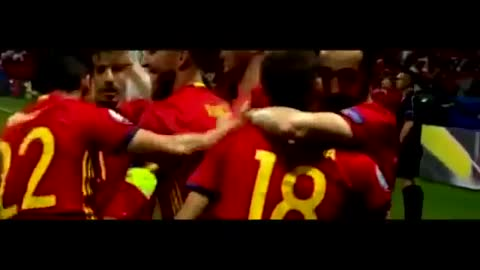 Spain - Turkey 3-0 EURO 2016 Highlights -English Commentary- 17.06.2016