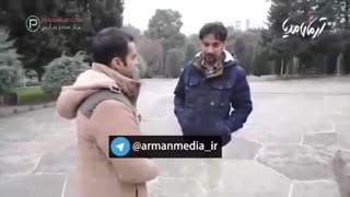 Daesh in Iran Prank - People's reaction - Video