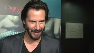 Keanu Reeves hopes for third 'Bill & Ted' film, says script in works - Video