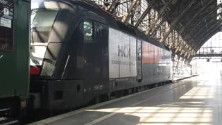 German train