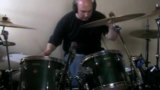 It Will Rain - Bruno Mars - Drum Cover - Jonathan Karas - Video