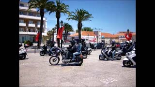 Scooter event 2013 Portugal - Video