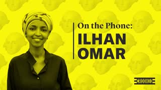 Ilhan Omar complains about America