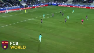 Leo Messi goal vs Eibar - Video