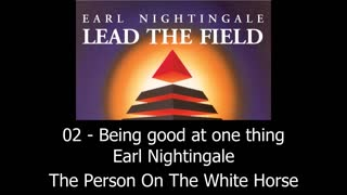 Being Good At One Thing - Earl Nightingale - Video