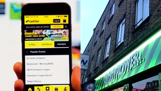 Paddy Power Betfair deal looks sure bet - Video