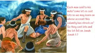 Jonah a Tale of redemption