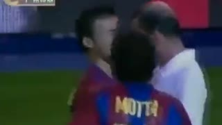 Zidane vs Luis enrique - Video