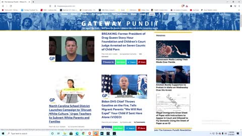 CONSPIRACY MEDIA DAY AND MORE NEWS
