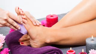 Pedicure Sherwood Park - Video