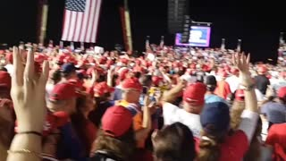 Miami Trump Rally...4 More Years!