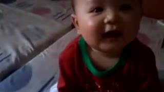 The lovely innocence of children makes you feel comfortable  - Video
