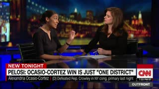 Dems rising Socialist star responds to Pelosi: I'm not a one off