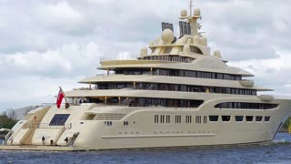 The 10 most luxurious Yachts in the world