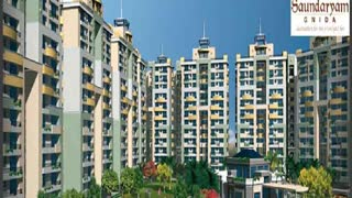 Gaur Saundaryam Greater Noida west - Video