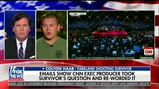 Colton Haab Tucker Carlson Interview - Video
