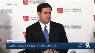 Arizona Gov. Doug Ducey (R) Refusing to Call a Special Session of the State Legislature