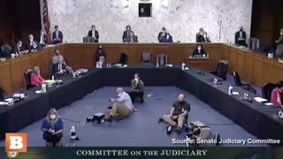 Blind Students powerful testimony about Amy Comey Barrett