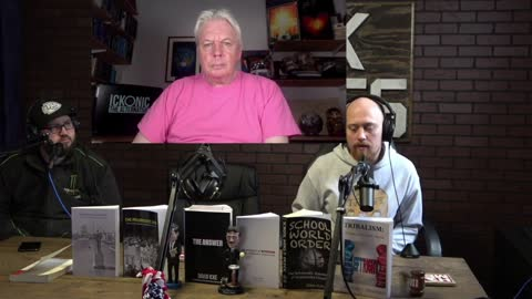It's Time To Wake Up - David Icke Talks To The Talk Junkies Podcast