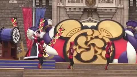 Emperor Ship Special Cartoon Arrive