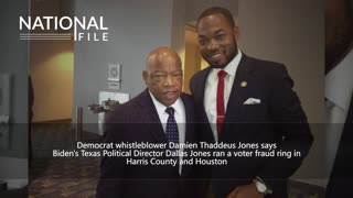WHISTLEBLOWER Biden's Texas Campaign Political Director Implicated In Massive Voter Fraud Operation