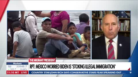 Rep Gohmert Reacts to Border Crisis and Biden's Prime Time Speech
