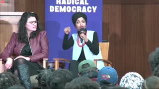 Ilhan Omar trashes the US