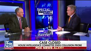 House Intelligence Republicans Find 'No Evidence' of Collusion Between Trump Team and Russia - Video