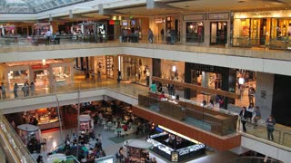 Amrapali West Galleria Mall retail shops in Noida Extension - Video