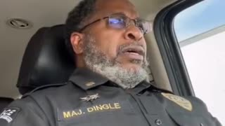 """Exhausted Officer's MUST-SEE Message to ALL Americans: """"I Give Everything!"""""""