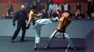 Karate Combat Legends 1 Min