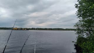 FisHVolga river