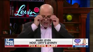 Levin Targets Mueller: 'It's Been 8 Months, Give Us Your Collusion Case' - Video