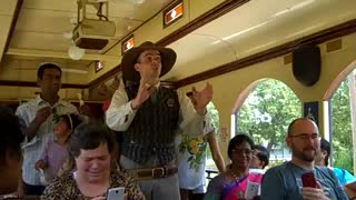 Grapevine Vintage Railroad - Video