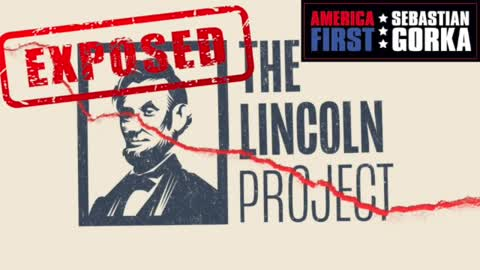 The death of the Lincoln Project. Victor Davis Hanson on AMERICA First with Sebastian Gorka