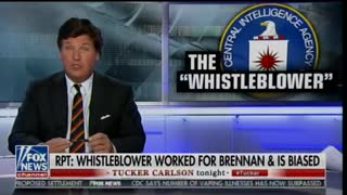 Tucker Carlson responds to former CIA director praising 'deep state'
