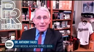 Fauci can't keep up with his lies