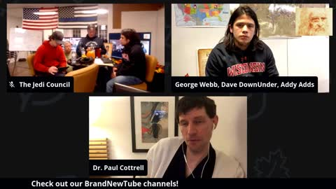 Election week with George Webb & Paul Cottrell