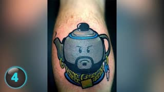 tattoo's that will hurt your eyes